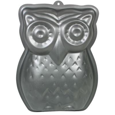 Cake Mould Owl