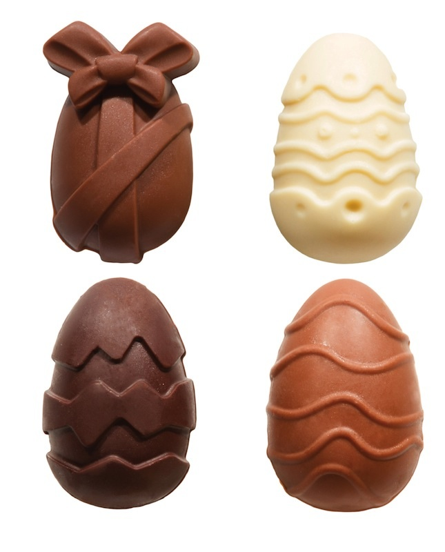 Mle pavo paques ovettes happy easter 2