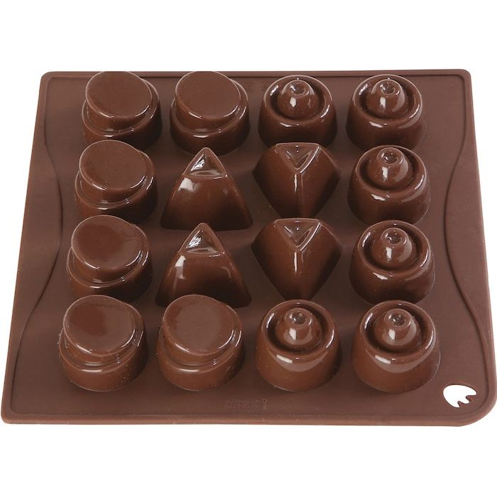 Moule 16 chocolats classic