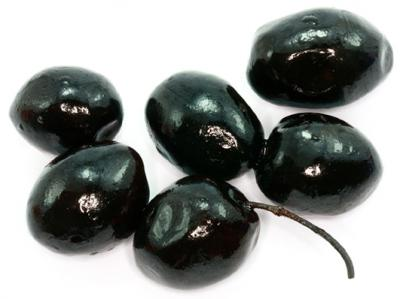 Olives noires deco copie