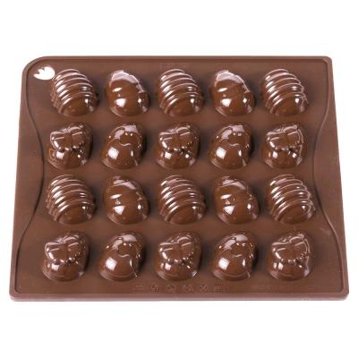 Paques chocolats ovette