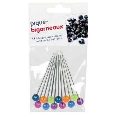 12 Pique-Bigorneaux