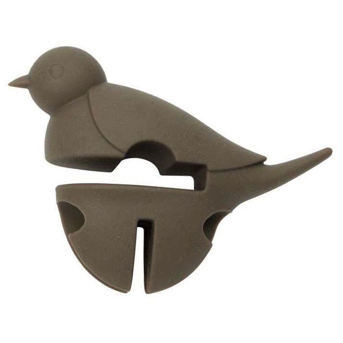 Little bird pot pal gris