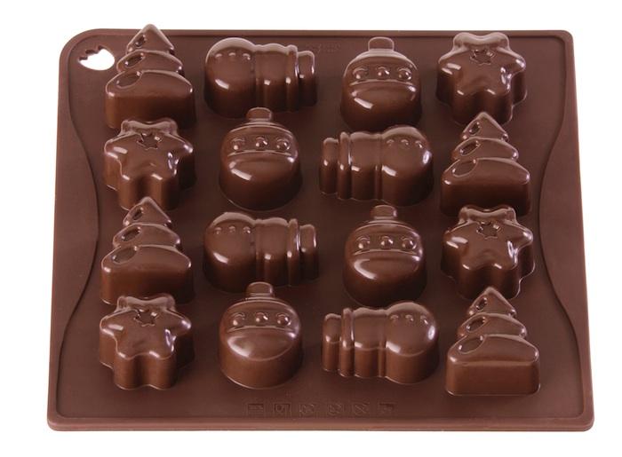Mle 16 chocolats christmas