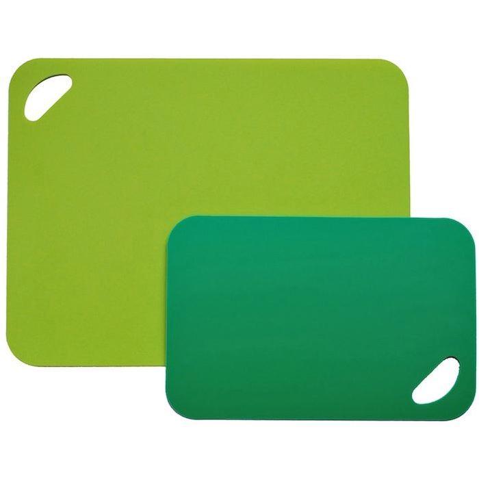 Planche a decouper vert