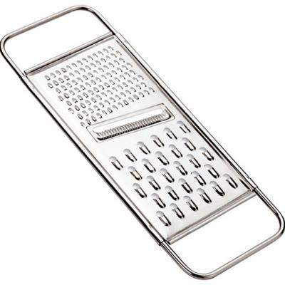 Triple-Function Flat Grater